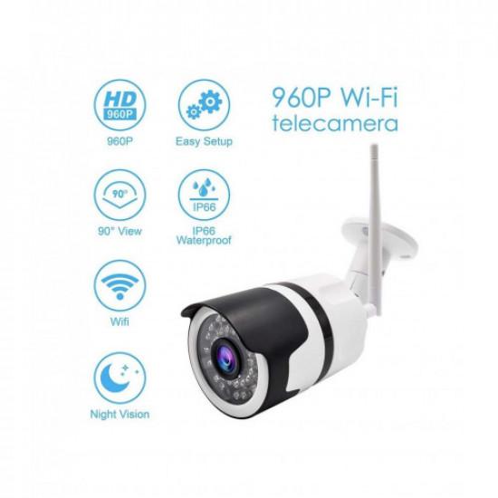 Camera de supraveghere Ip, Wireless, interior/exterior