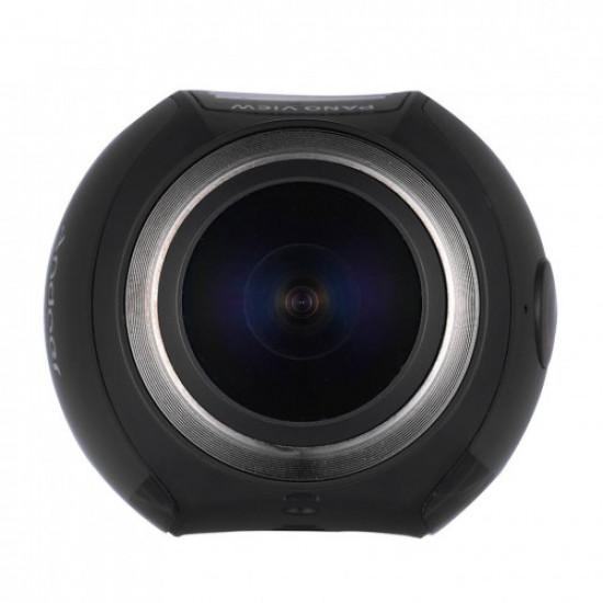 Camera video sport cu unghi de filmare de 360 grade
