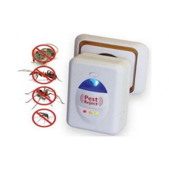 1+1 gratis - Aparat Pest Repeller anti-insecte si rozatoare