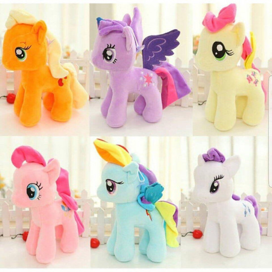 Jucarie din plus My Little Pony, 25 cm