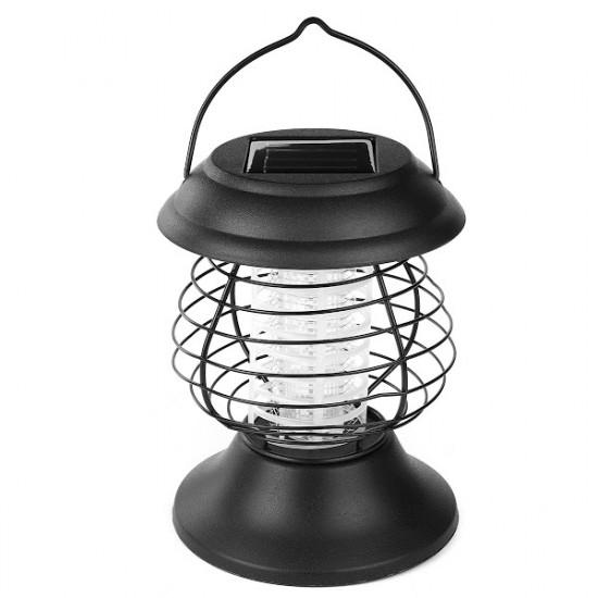 Lampa solara 2 in 1 anti-insecte BugZap