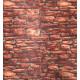Set 5 Bucati  tapet autoadeziv 3 d 70X70 cm piatra diverse culori